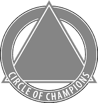 Circle of Champions Badge